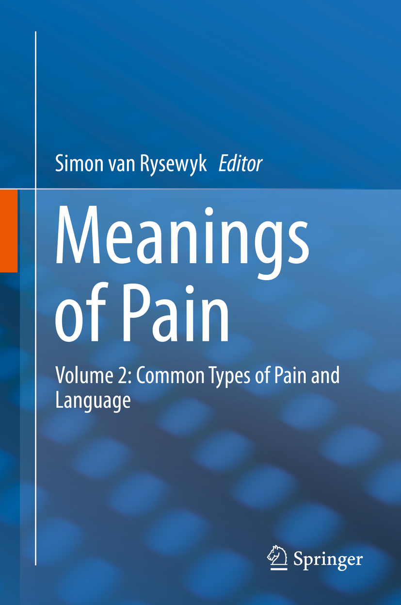 Meanings of Pain_Volume II_Cover